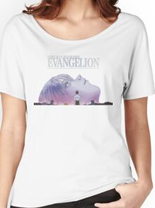 End Of Evangelion - Galaxy Women's Relaxed Fit T-Shirt