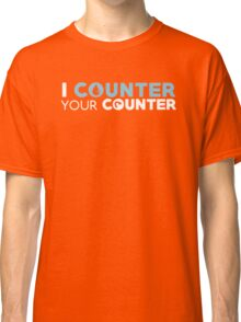 Magic the Gathering: I Counter Your Counter Classic T-Shirt