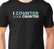 Magic the Gathering: I Counter Your Counter Unisex T-Shirt