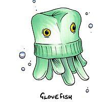 Glovefish by Richard Yeomans