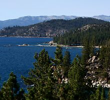 Lake Tahoe by aidan  moran