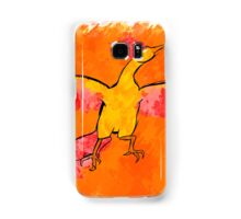 Moltres Through the Flames Samsung Galaxy Case/Skin