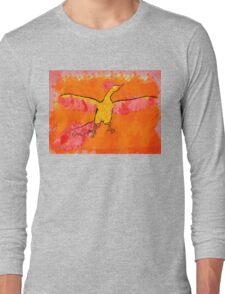 Moltres Through the Flames Long Sleeve T-Shirt
