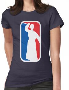 Psycho League Womens Fitted T-Shirt