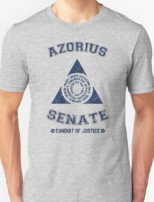 Magic the Gathering: Azorius Senate Guild T-Shirt