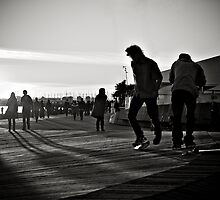 Skater Boys by Christine  Wilson Photography