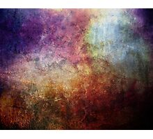 Glory Oil Abstract Painting Photographic Print