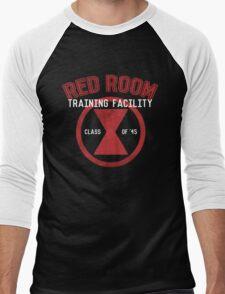 Red Room Training Men's Baseball ¾ T-Shirt