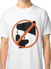 Do Not Plunge Classic T-Shirt