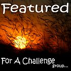 Featured For A Challenge Group Banner by Qnita