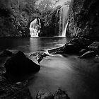 Florence Falls, Litchfield National Park, Australia by Ursula Rodgers