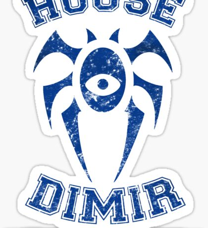 House of Dimir Guild Sticker