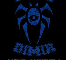 Magic the Gathering: House of Dimir Guild by ohitsmagic