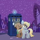 Derpy's First Kiss (My Little Pony: Friendship is Magic) by broniesunite