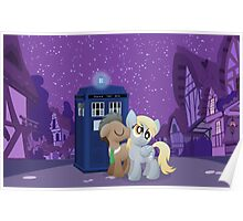 Derpy's First Kiss (My Little Pony: Friendship is Magic) Poster
