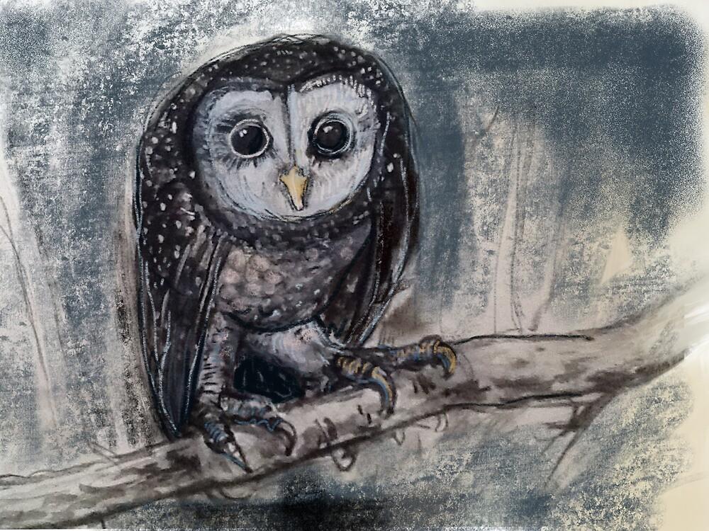 Owlish by WoolleyWorld