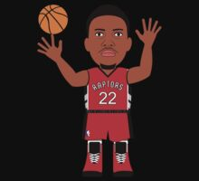NBAToon of Rudy Gay, player of Toronto Raptors by D4RK0