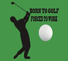 ☝ ☞ BORN 2 GOLF FORCED 2 WORK IPAD CASE ☝ ☞ by ╰⊰✿ℒᵒᶹᵉ Bonita✿⊱╮ Lalonde✿⊱╮