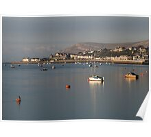 Conwy Estuary Poster