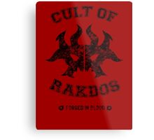 Magic the Gathering: Cult of Rakdos Guild Metal Print