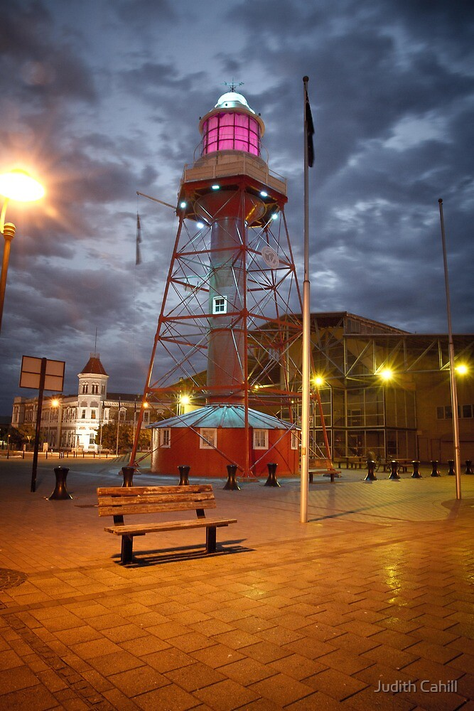 Port Adelaide by Judith Cahill
