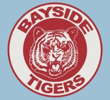 Saved by the bell: Bayside Tigers Baby Tee