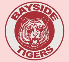Saved by the bell: Bayside Tigers One Piece - Long Sleeve