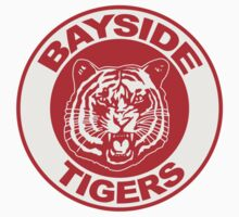 Saved by the bell: Bayside Tigers One Piece - Short Sleeve