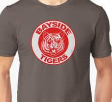 Saved by the bell: Bayside Tigers Unisex T-Shirt