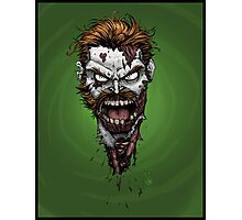 Irish Zombie  Photographic Print