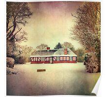 Winter Warmer Poster