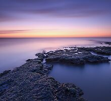 The edge by Justin Minns