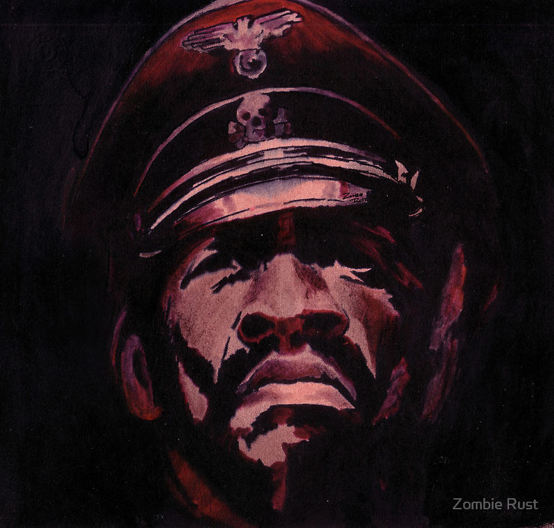 Black Gestapo by Zombie Rust