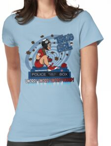Tardis Girl T-Shirt