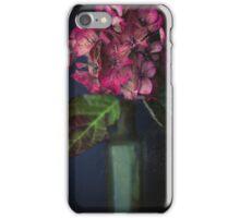 Autumnal Hydrangea iPhone Case/Skin
