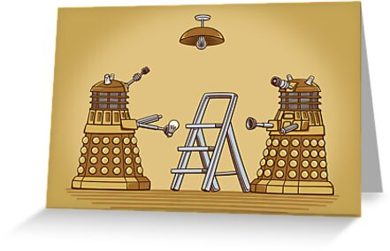 Dalek DIY by DoodleDojo