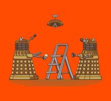 Dalek DIY Kids Tee