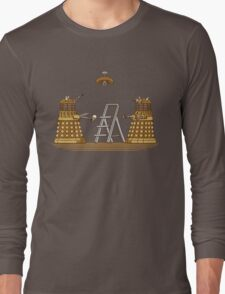 Dalek DIY Long Sleeve T-Shirt
