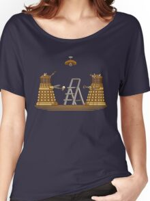 Dalek DIY Women's Relaxed Fit T-Shirt