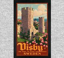 Vintage poster - Visby Unisex T-Shirt