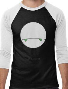 I ache, therefore I am. Men's Baseball ¾ T-Shirt