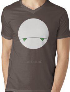 I ache, therefore I am. Mens V-Neck T-Shirt