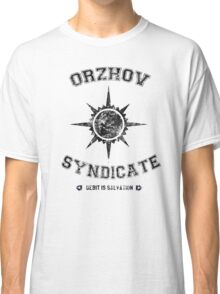 Orzhov Syndicate Guild Classic T-Shirt