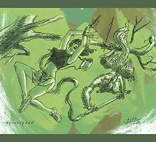 Himmapan Erotica : Asoonvayupak by jatujeep