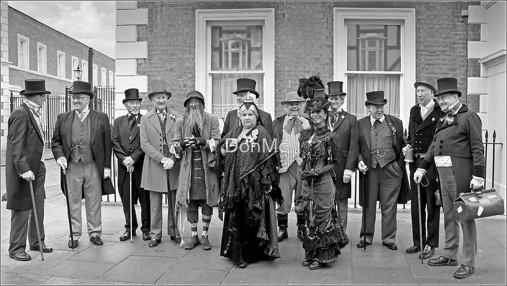 Victorians by DonMc