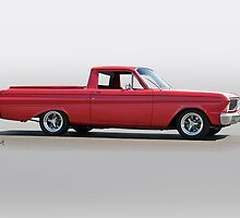 1965 Ford 'Custom' Ranchero by DaveKoontz