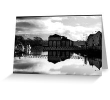 River in Waterford Greeting Card
