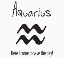 Aquarius by Janelle Tarnopolski