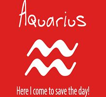 Aquarius 2 Unisex T-Shirt