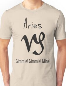 Aries Unisex T-Shirt